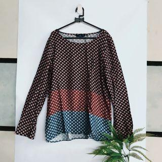 blouse tom tailor