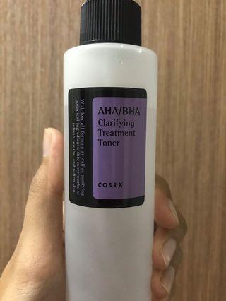 Cosrx AHA BHA Clarifying Treatment Toner