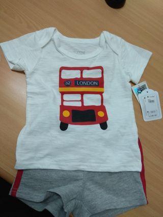 T-Shirt baby (Set)