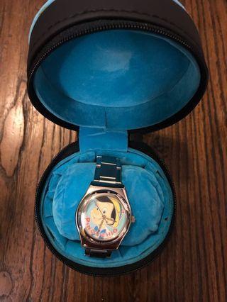 迪士尼Disney小木偶限量版手錶Pinocchio limited edition 7-eleven 7-11