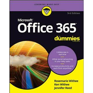 ( EBOOK ) Office 365 For Dummies, 3rd Edition