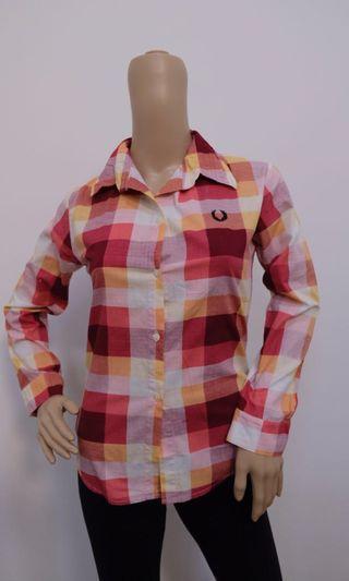Checkered Shirt / Kemeja Kotak-kotak