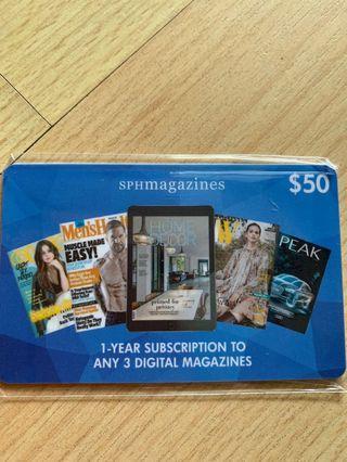 Digital magazines - SPH