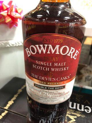 Bowmore devils cask III on sale