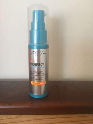 L'oreal loreal uv perfect sunblock sunscreen