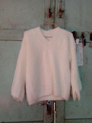 Long Sleeve Top (White Colour)