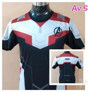 AVANGERS TSHIRT READY STOCK