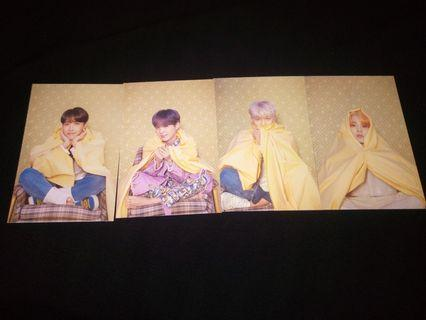 [WTS] Bts persona official photocard and postcard