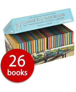 Thomas the train 70th anniversary bookset