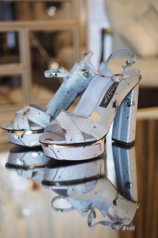 Charles & Keith Platform Heels