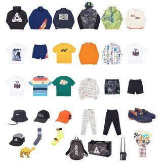 [PO] Palace Summer Pre-Order