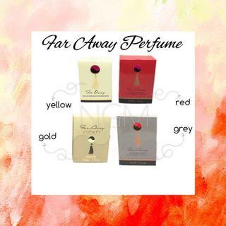 Far Away Perfume AVON