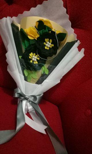 Bouquet Flowers kertas