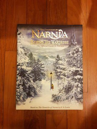 🚚 BEYOND THE WARDROBE: THE OFFICIAL GUIDE TO NARNIA [PAPERBACK]
