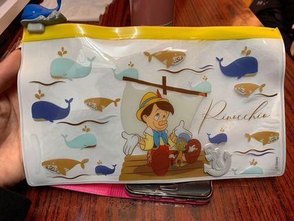 7-11 木偶哥筆袋換愛麗絲或小飛象
