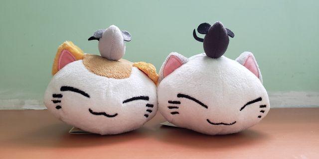 [Furyu 景品公仔]  Nemuneko • 愛睡貓 老鼠版