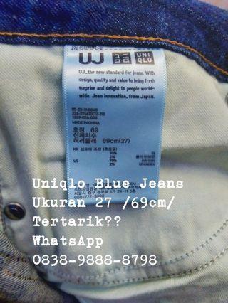 Uniqlo women jeans
