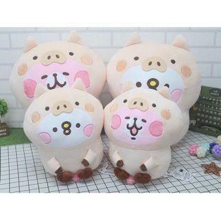台灣大版 12吋 18吋豬豬兔p kanahei豬年款 卡娜赫拉 兔兔 p助