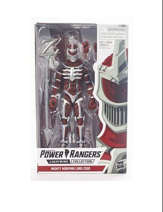 Power Rangers Lightning Collection 6-inch Mighty Morphin Lord Zedd