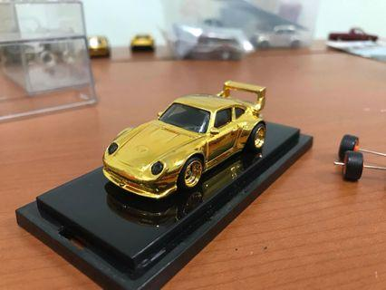 Hot Wheels 2017 Super Treasure Hunt Custom Gold