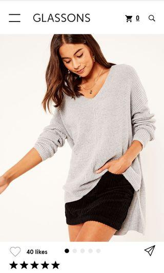 Glassons knitted sweater