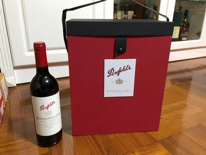 Penfolds Koonunga Hill Shiraz Cabernet 2017 禮盒