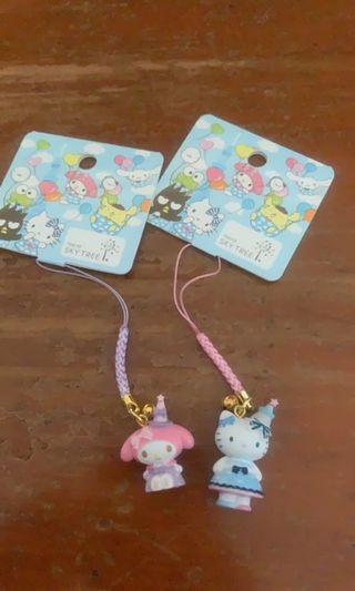 🚚 Melody / hello kitty strap