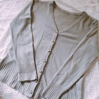 女裝灰色外套