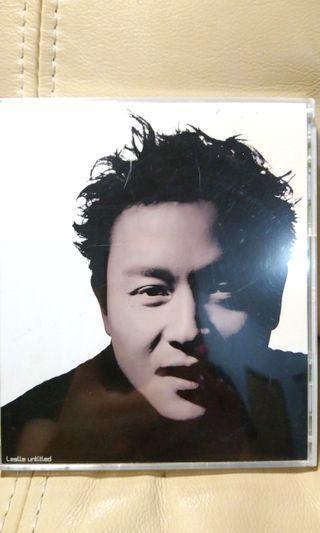 張國榮Leslie簽名CD