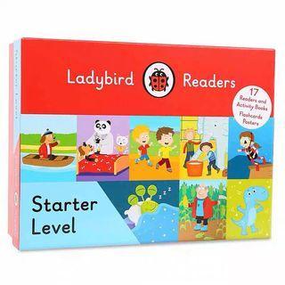Ladybird Readers Starter Level1 點讀書 教材