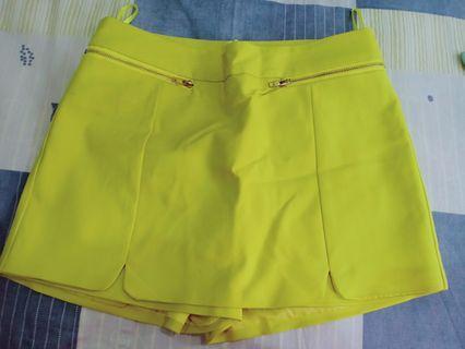 Rok celana neon