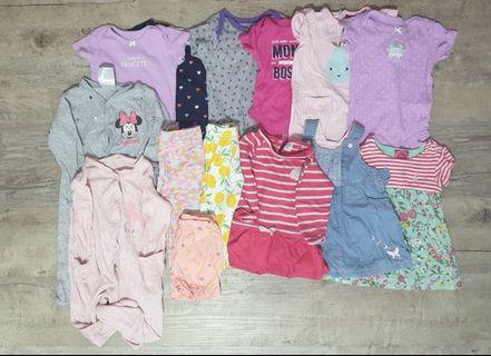 🚚 Baby Girl Starter Kit NB to 6 months