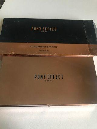 Pony effect 眼影 11g
