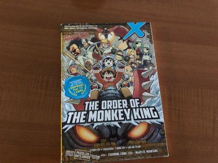 The Order Of The Monkey King