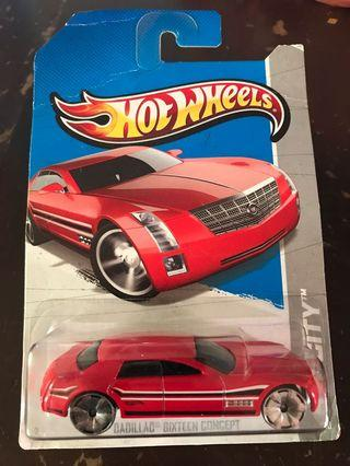 Hotwheels Cadillac (V16) Sixteen Concept