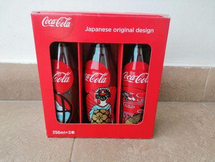 Coca-Cola from Japan [Box of 3]