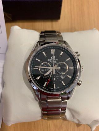 Casio GMT chronograph