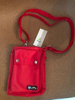 Brand new Calloway casual/sports slingbag with tag