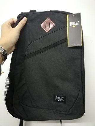 Everlast stylish black backpack