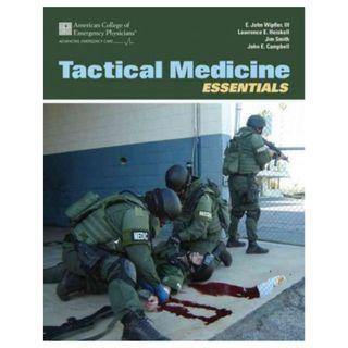Tactical Medicine Essentials (9780763778217)