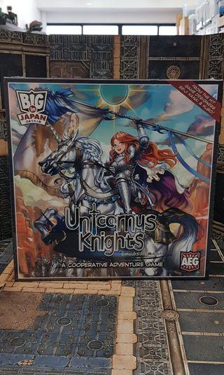 🚚 Unicornus Knights