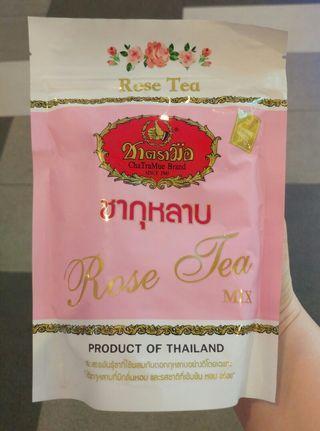 限時代購 - 泰國手標 Rose Tea 玫瑰茶 150g