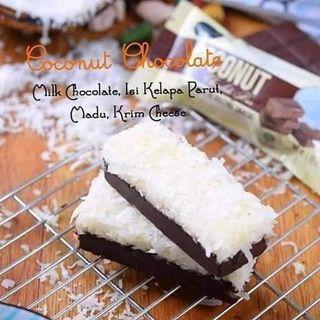 Coconut Bar Chocotainer