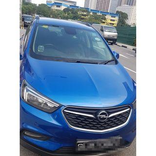 Opel Mokka X for Rent