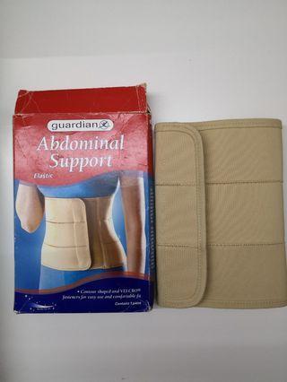🚚 Abdominal support/ binder