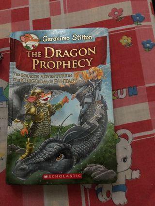 🚚 Geronimo Stilton Books (The Dragon Prophecy)