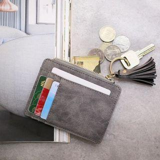 BN women's leather wallet card holder