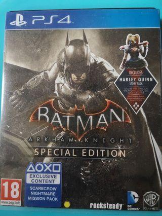 🚚 Batman PS4 Special Edition