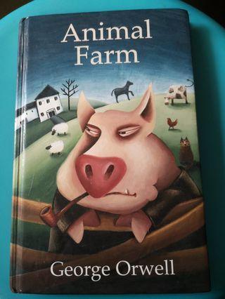 🚚 Animal Farm By George Orwell ko