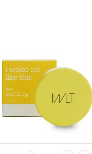 IWLT I Woke Up Like This Ideal May Morning Cushion
